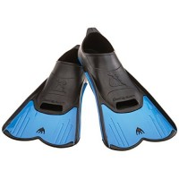 CRESSI PINNE CORTE DA NUOTO LIGHT BLU