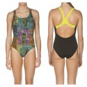 ARENA SAMBA ONE PIECE SWIM PRO BACK COSTUME INTERO DONNA