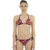 ARENA STRIPES TRIANGLE TWO PIECES SWIMSUIT