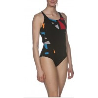 ARENA ODENSE PANEL ONE PIECE NEW V BACK COSTUME INTERO DONNA